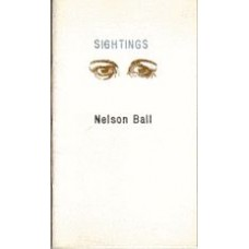 BALL, Nelson: Sightings