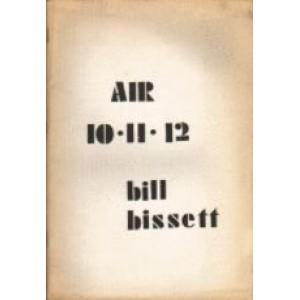 BISSETT, bill: AIR 10-11-12