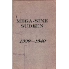BARLOW, John [ED]: Mega-Sine Sudeen 1339-1340 (sudden magazine number one three four oh)