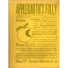Applegarth's Folly Number One Summer 1973