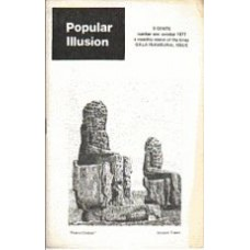 JOHNSON, Richard [Ed]: Popular Illusion Number One October 1977