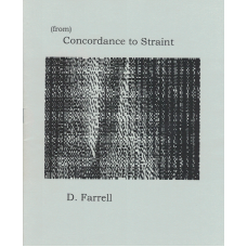 FARRELL, D: (from) Concordance to Straight