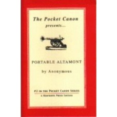 ANONYMOUS [BRIAN JOSEPH DAVIS]: Portable Altamont