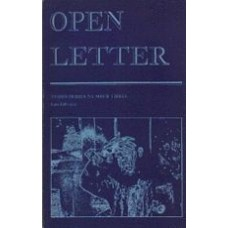 DAVEY, Frank [Ed]: OPEN LETTER 3:3. Late Fall 1975