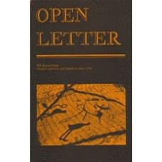 DAVEY, Frank [Ed]: OPEN LETTER 3:9. Fall 1978: All Incest Issue
