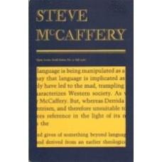 DAVEY, Frank [Ed]: OPEN LETTER 6:9. Steve McCaffery