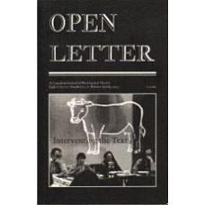 DORSCHT, Susan Rudy; MATHUR, Ashok; WAH, Fred [eds]: OPEN LETTER 8:5-6