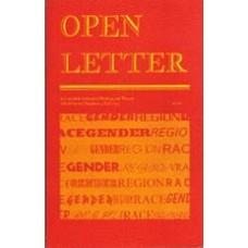 DAVEY, Frank [Ed]: OPEN LETTER 9:4. Race, Gender, Region