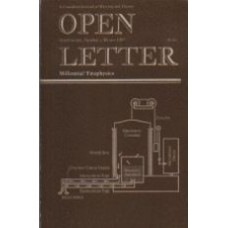 BOK, Christian; WERSHLER-HENRY, Darren [Eds]: OPEN LETTER 9:7. Millennial 'Pataphysics
