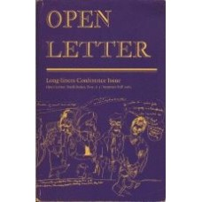 DAVEY, Frank; MUNTON, Ann [Eds]: OPEN LETTER 6:2-3. Long-liners Conference Issue