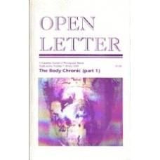 LAI, Larissa; SRIVASTAVA, Aruna [Eds]: OPEN LETTER 10:7