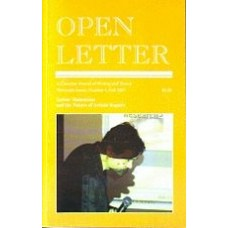 Open Letter 13:4 Artists' Statements and the Nature of Artistic Inquiry