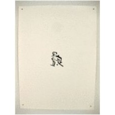 BOK, Christian. Odalisque [5 silk screen prints]