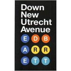 BARRETT, Ed: Down New Utrecht Avenue
