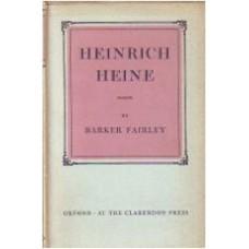 FAIRLEY, Barker: Heinrich Heine