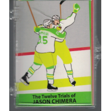 BETTS, Gregory; HENNESSY, Neil: The Twelve Trials of Jason Chimera.