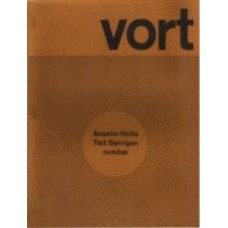 ALPERT, Barry: Vort #2 Winter 1972; Anselm Hollo / Ted Berrigan