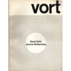 ALPERT, Barry [ed]: Vort #7 (Vol 3 No 1): David Antin / Jerome Rothenberg