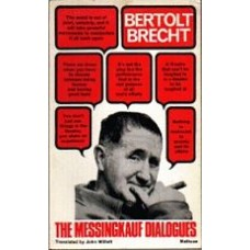 BRECHT, Bertolt: The Messingkauf Dialogues